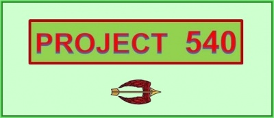 Project 540